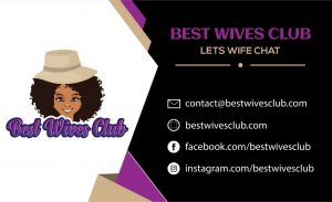 Best Wives Club Business Card(1)