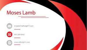 Special Delivery Business Card 1(1)